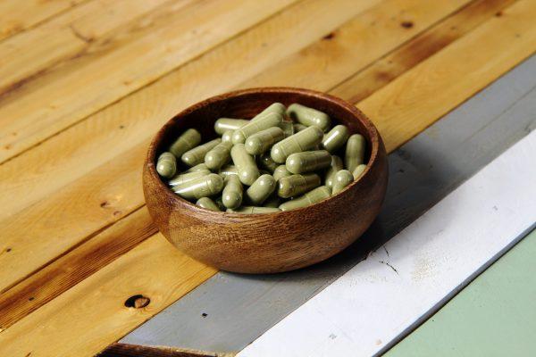 Green Thai Kratom Capsules
