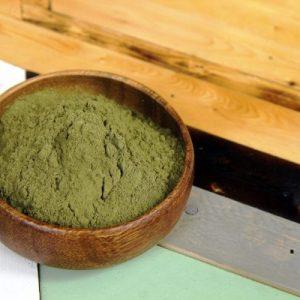 white thai kratom powder