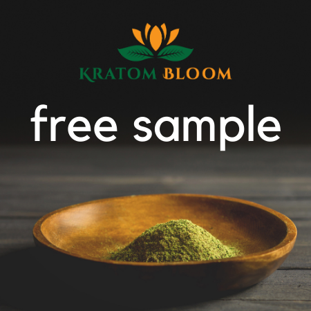 free sample of kratom